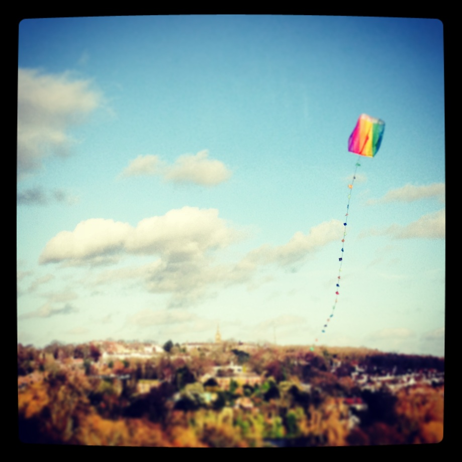 The Kite. Parliament Hill.